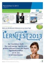 Mai 2013 - IngolstadtLandPlus