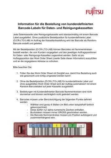 Information für die Bestellung von kundendefinierten ... - Ingram Micro
