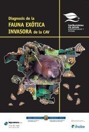 Diagnosis de la fauna exótica invasora (5 Mb)