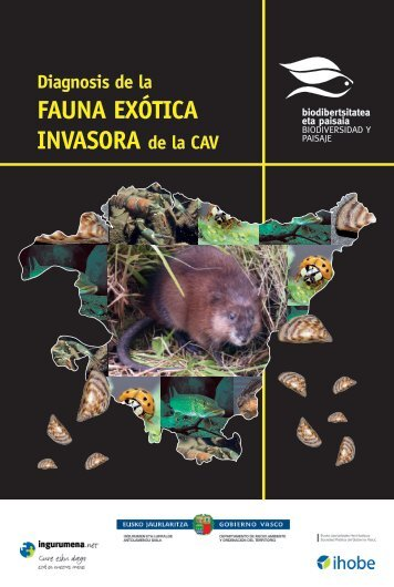 Diagnosis de la fauna exótica invasora (5 Mb)
