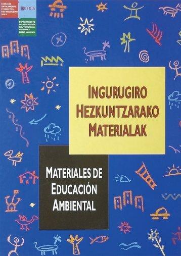 INGURUGIRO HEZKUNTZARAKO MATERIALAK || MATERIALES ...