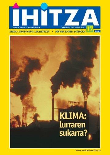IHITZA 17 - Euskadi.net