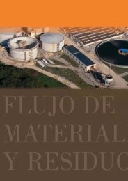 11. Flujo de materiales y residuos