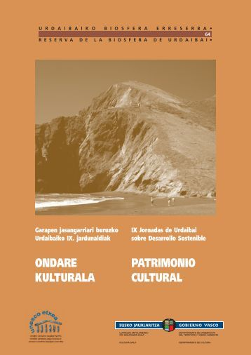 Patrimonio cultural - Aviso sobre navegación sin Javascript/ Oharra ...