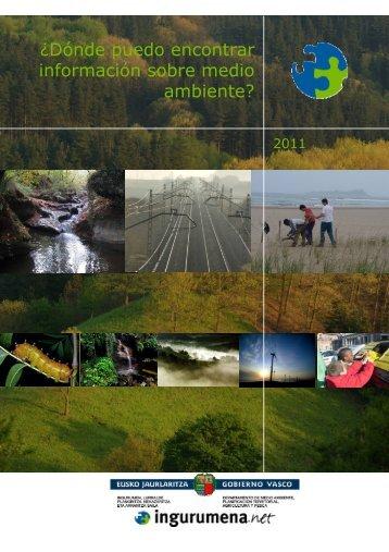 Guía sobre el acceso a la información, la participación ... - Euskadi.net