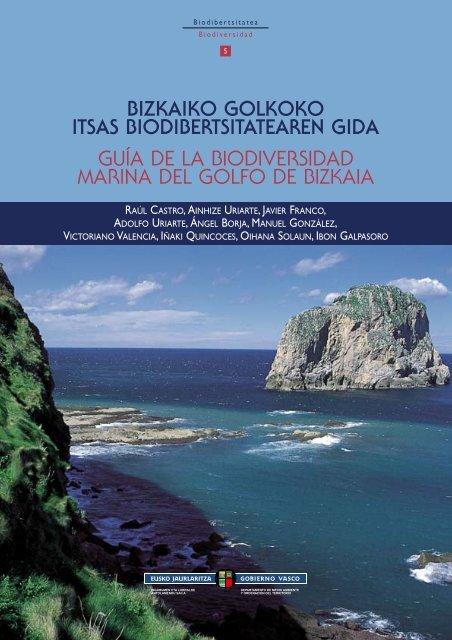 Bizkaiko Golkoko itsas biodibertsitatearen Gida - Aviso sobre ...