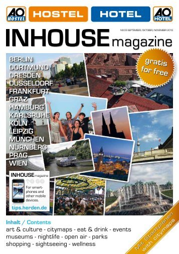 hamburg - INHOUSE magazine