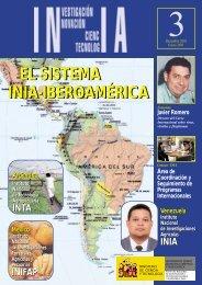 el sistema inia-iberoamérica el sistema inia-iberoamérica