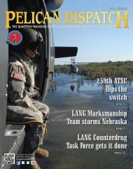 Pelican Dispatch - Fall 2011 - Alaska Quality Publishing, Inc.