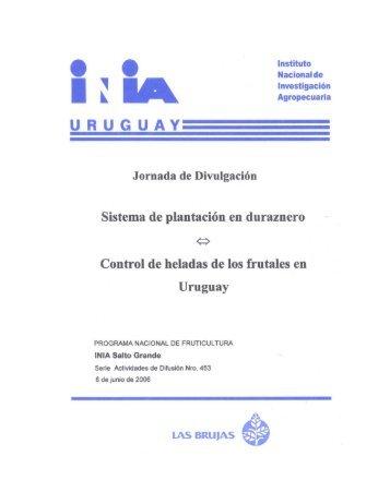 Acceda a la publicación en formato pdf (568 Kb). - Inia