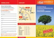 dezentrale energieversorgung biomasse heiz(kraft ... - Initiative CO2