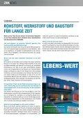 ZInK IST GUT füR'S AUGE - Initiative Zink - Seite 2