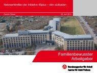 Familienbewusster Arbeitgeber - Initiative 45plus Südbaden