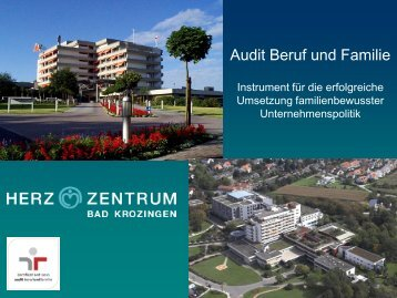 Herz-Zentrum Bad Krozingen - Initiative 45plus Südbaden