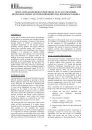 simulation-based design procedure to evaluate hybrid ... - inive