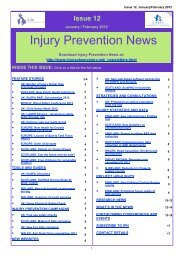12th Issue_1.pub - Injury Observatory for Britain and Ireland