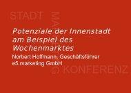 Vortrag Hoffmann - InKom