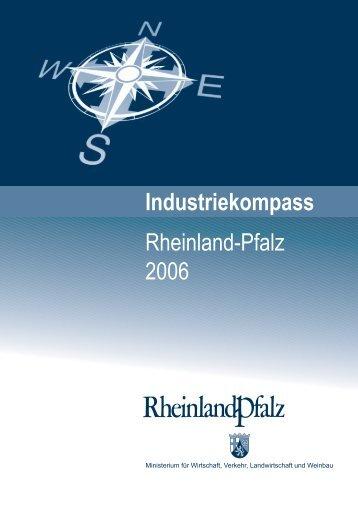 Abschnitt I: Industrie in Rheinland-Pfalz - Inmit