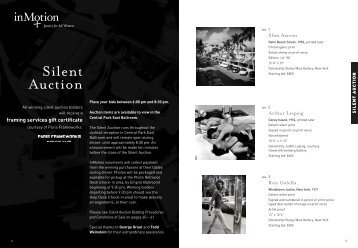 inMotion Auction 2011