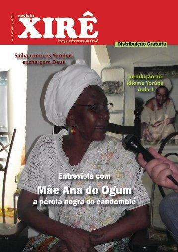 Revista Xirê - Abril de 2014