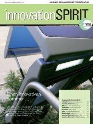 NB INNA extraheft - Innovation Network Austria