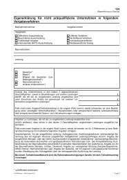 Formblatt 124 - Bayern