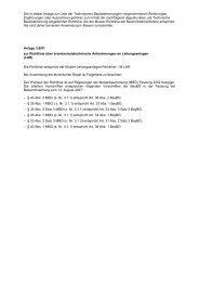 Muster-Richtlinie der brandschutztechnischen ... - Bayern