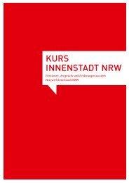 KURS INNENSTADT NRW - MBWSV NRW