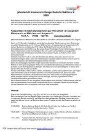 PDF 36 KB - Innocence in danger