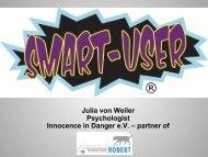 Julia von Weiler Psychologist Innocence in Danger e.V. – partner of