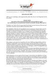 PDF 675 KB - Innocence in danger