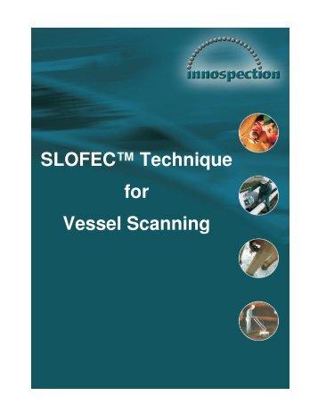 SLOFEC Vessel Scanning - Innospection