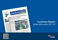 InnoTrans Report - ITB Berlin