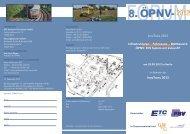 ÖPNV Forum 2012 (PDF) - InnoTrans
