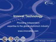 Reduce Operating Costs - Innoval Technology Ltd