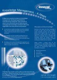 K-Map - Innoval Technology Ltd