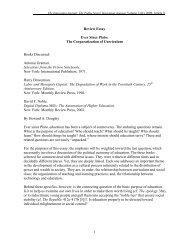 Corporatization of Curriculum - The Innovation Journal
