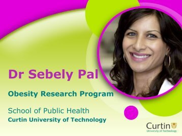 Dr Sebely Pal