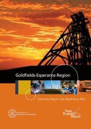 Goldfields-Esperance Region - Australasian Institute of Mining and ...