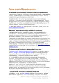 Innovation Policy Report - December 2012 - Department of ... - Page 3