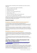 Innovation Policy Report - December 2012 - Department of ... - Page 4