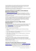 Innovation Policy Report - December 2012 - Department of ... - Page 5