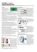 PROFITEST 0100S-II+ Prüfgerät DIN VDE 0100 - Page 6