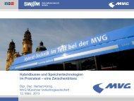 Votrag – Herbert Koenig - ÖPNV Innovationskongress