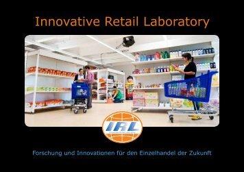 Download Broschüre IRL [PDF] - Innovative Retail Laboratory