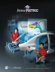 TheUniversal 3D Metrology Software Platform™ - Innovmetric ...