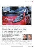 """Zwei Jahre """"elektrisches Carsharing""""... - InnoZ - Page 2"""