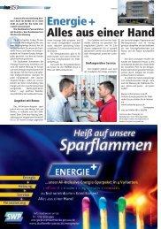 Energie+ Alles aus einer Hand - Innside Passau
