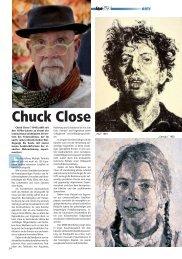 Chuck Close - Innside Passau