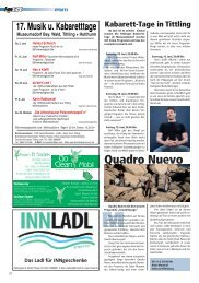 Quadro Nuevo - INNside